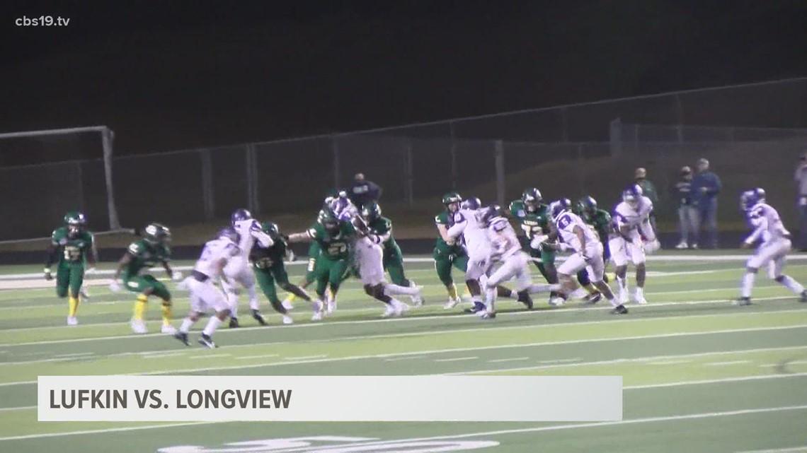 UNDER THE LIGHTS: Longview takes down Lufkin 41-5