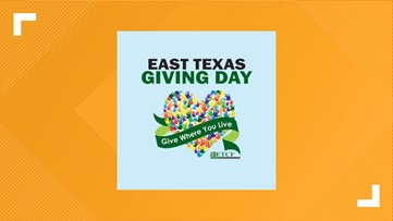 East Texas Giving Day helping non-profits with immediate needs due to COVID-19