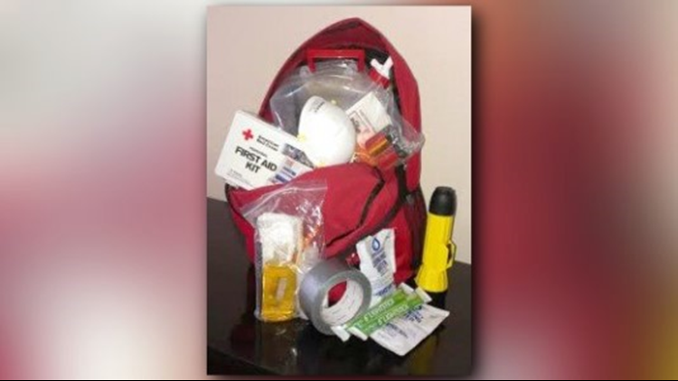 EMERGENCY PREPAREDNESS: What to have in case of severe weather emergency
