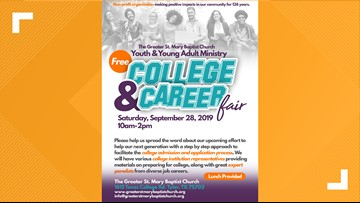 Tyler church to host college and career fair for young adults