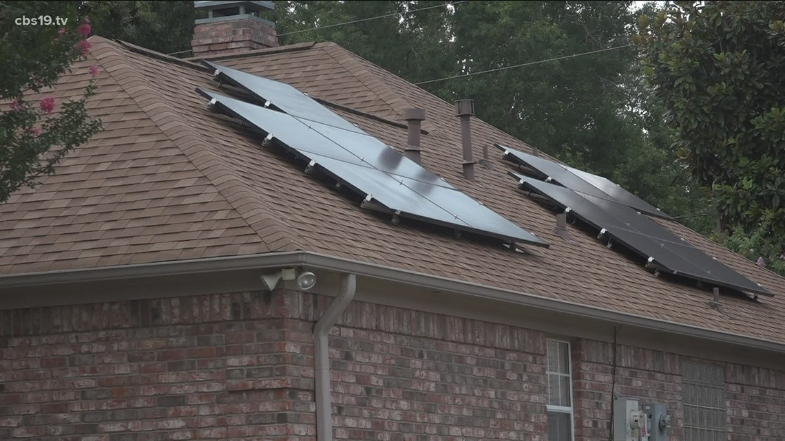 Tyler city council eases restrictions on solar panels
