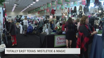 Junior League of Tyler celebrates the 'Meaning of Mistletoe'