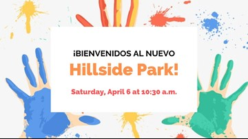 Local artists show off original artwork at Hillside Park