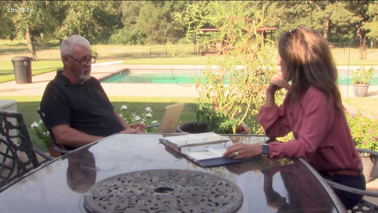 20 YEARS LATER: Retired East Texas FBI agent who responded to 9/11 attacks looks back