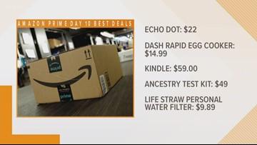 Saving big on Amazon Prime Day