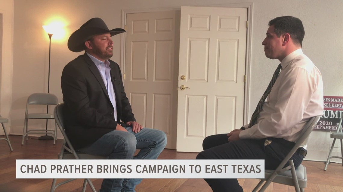 ETX Covered: Chad Prather for Governor, part two