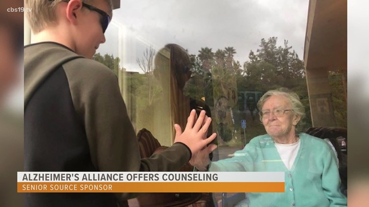 SENIOR SOURCE: Alzheimer's Alliance of Smith County offering counseling services for caregivers