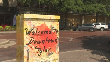 City of Tyler considering downtown revitalization project