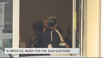 Special Report: Voting woes during Nov. 5 election as 2020 looms