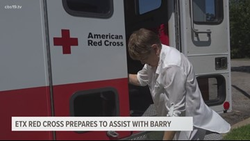 ETX Organization prepares to assist with Barry