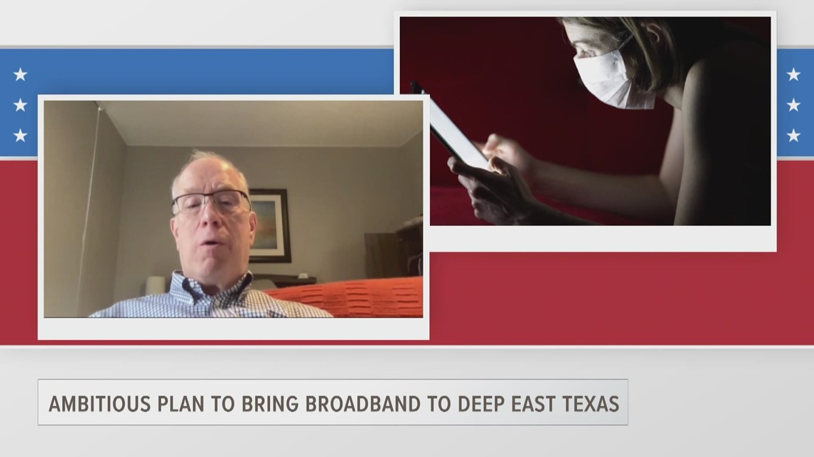 ETX Covered: DETCOG's Lonnie Hunt on the plan to bring broadband access to Deep East Texas, part three