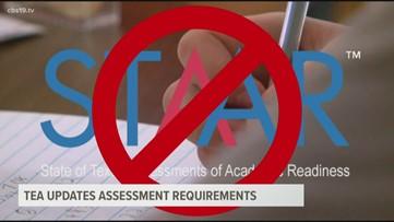 TEA updates assessment requirements