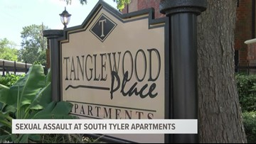 Tyler PD searching for suspect in apartment sexual assault