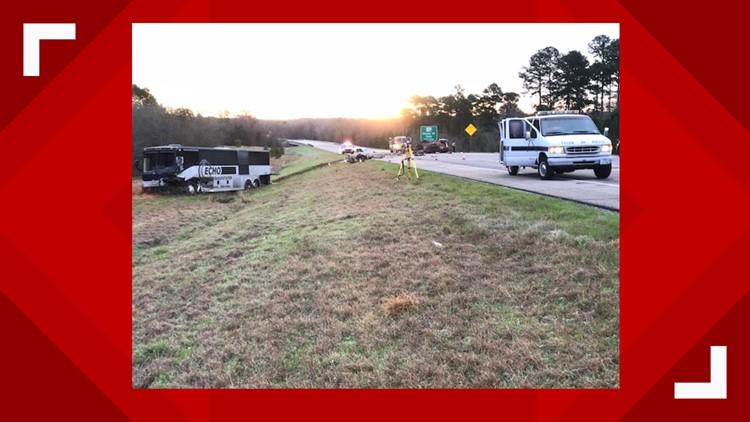 Brook Hill bus crash