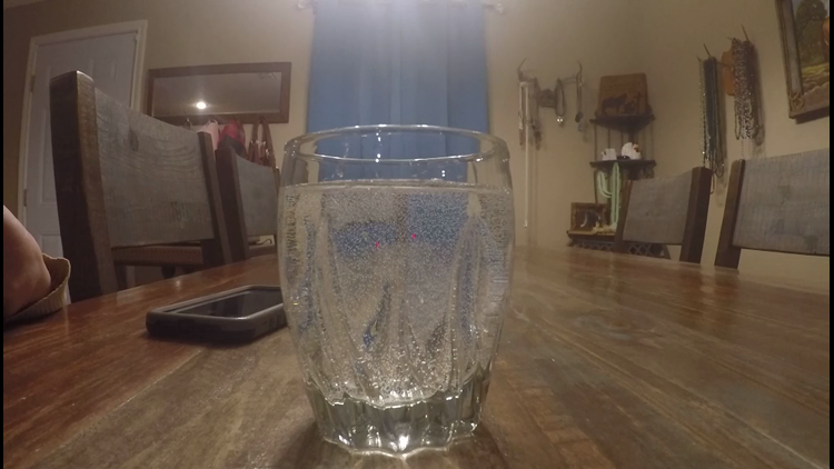 What's in the Water? Henderson County residents frustrated by Aqua Water Inc.