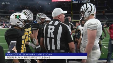 Malakoff falls in state title game