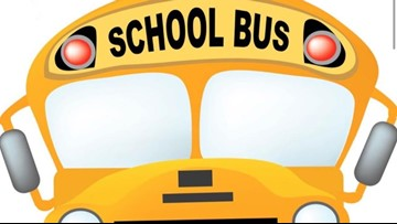 MONDAY: Rusk ISD school buses won't provide transportation in some areas