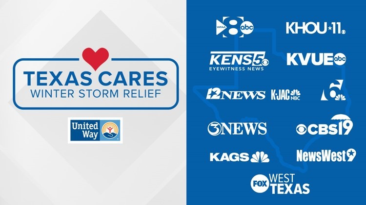 Texas Cares: Winter Storm Relief