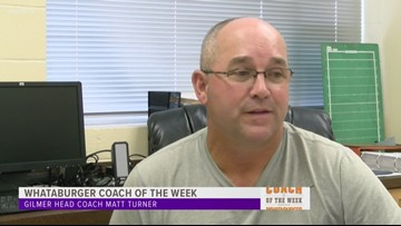 Whataburger Coach of the Week: Matt Turner