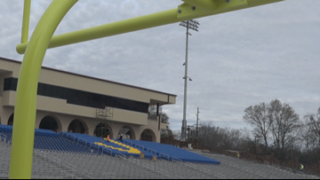 Jacksonville 'Tomato Bowl' renovations near completion