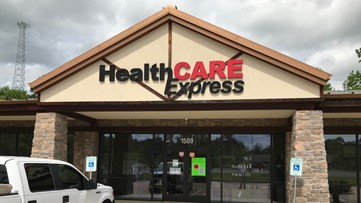 Healthcare Express in Longview offering COVID-19 tests with 'faster' results