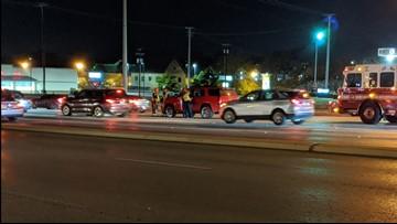 TRAFFIC ALERT: Crash blocking one lane of Loop 323 at Troup Highway