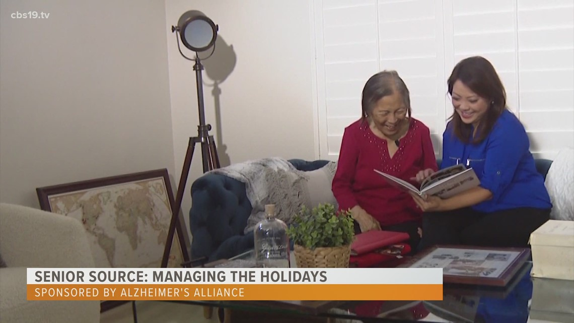 SENIOR SOURCE: Caring for those with Alzheimer's disease around the holidays