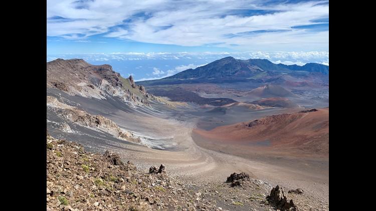 Maui's Haleakala National Park is calling. (Photo by Darren Murph / The Points Guy)