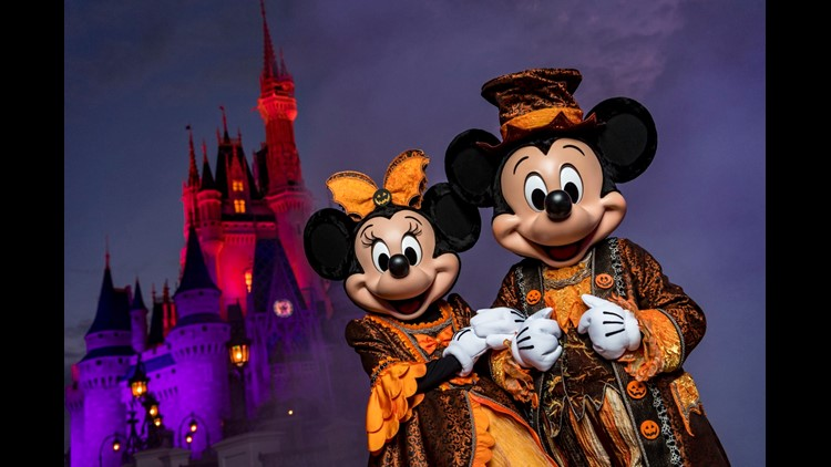Mickey's Not So Scary Halloween Party (Photo by Matt Stroshane / Walt Disney World)