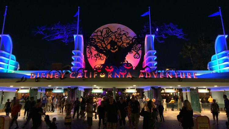 A guide to Disneyland's new Halloween party, Oogie Boogie Bash