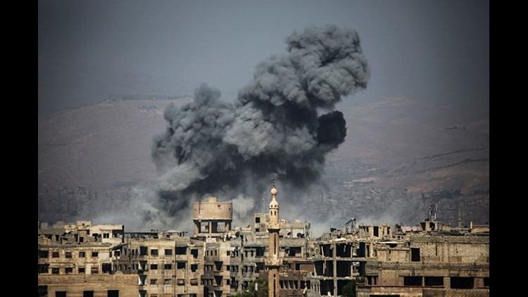 <p>The officials weren't authorized to discuss the cease-fire publicly and spoke on condition of anonymity.</p>