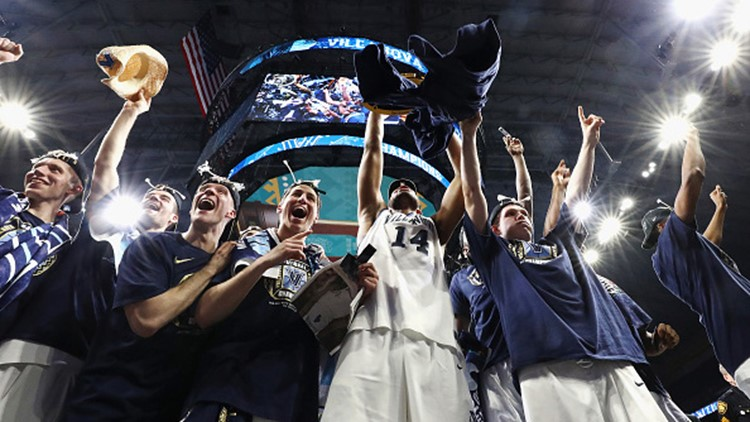 Champion Villanova Wildcats will be celebrated with parade in Philadelphia Thursday