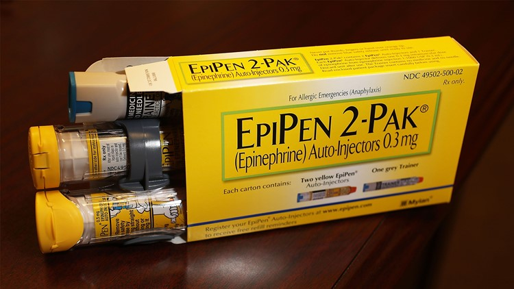 United States braces for possible EpiPen shortage