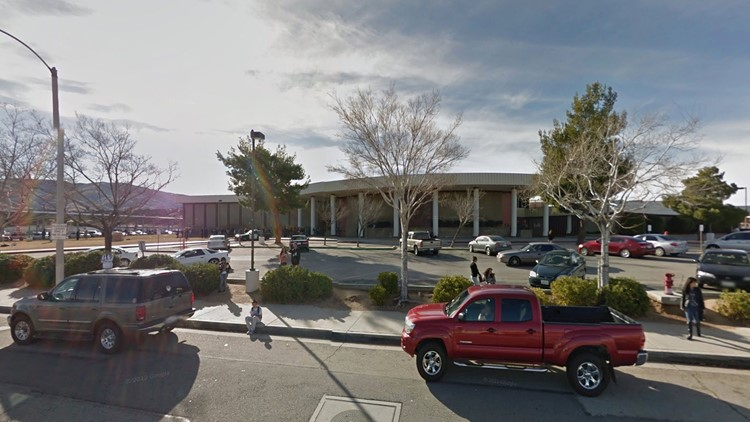 Shooter Reported in Palmdale, California