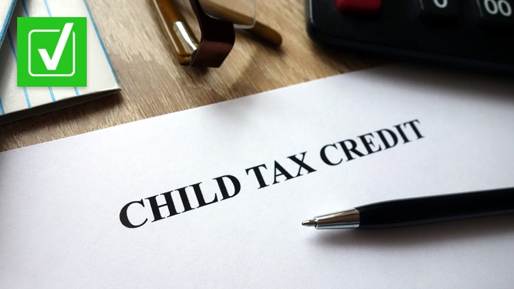 Yes, people who haven't filed taxes can get this year's child tax credit