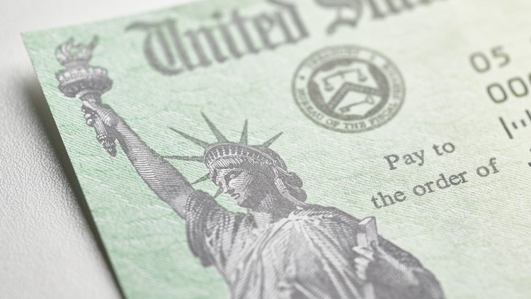 Stimulus checks keep coming. Here's who just got them.