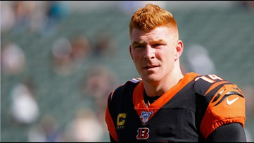 Report: Cowboys signing ex-Bengals QB Andy Dalton to one-year deal