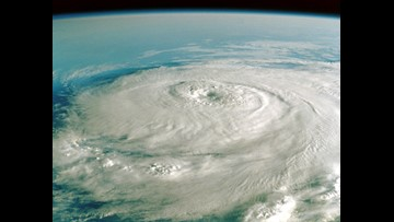 How do hurricanes get their names?