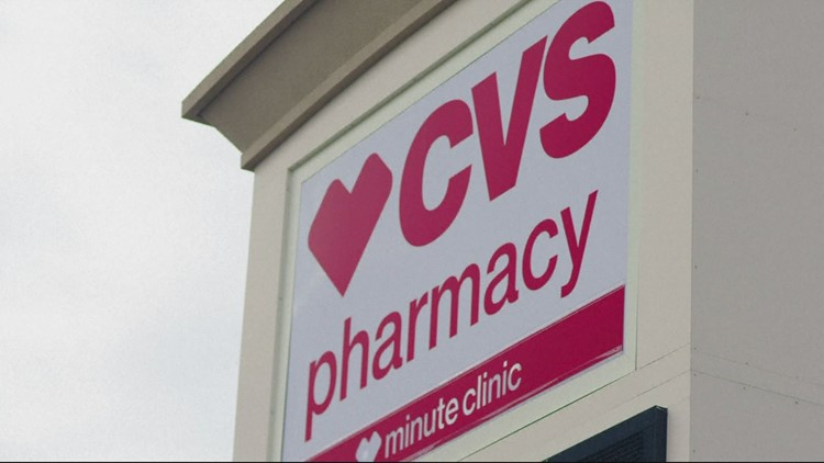 800 CVS pharmacies across Texas now offering walk-in COVID-19 vaccine appointments