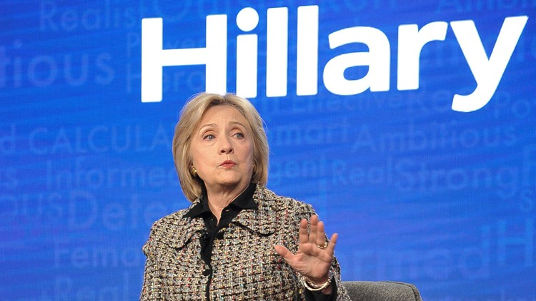 Hillary Clinton says she'll support nominee after punting on Sanders endorsement