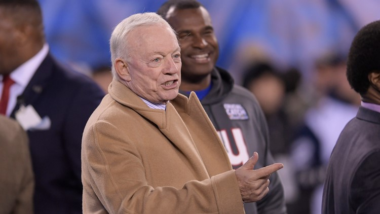 'You get your damn act together': Jerry Jones gets salty on radio show