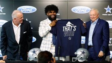 Ezekiel Elliott's contract about more than money for Cowboys