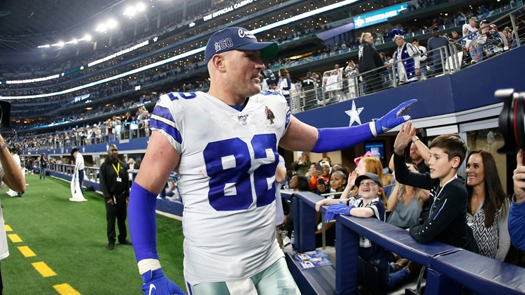Former Cowboys tight end Jason Witten to become the new head football coach at Liberty Christian