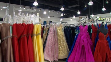 Wedding gown, prom dress retailers facing shortages due to coronavirus