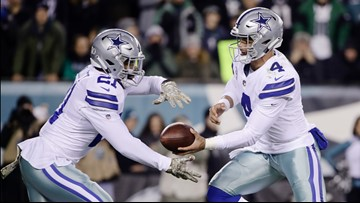 Cowboys Ezekiel Elliott back from Cabo, deal getting closer
