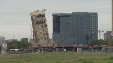 Petition created to 'Save the Leaning Tower of Dallas'