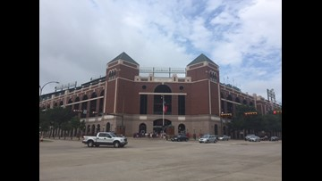Road closure is first step towards new Rangers ballpark