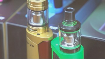 State's 1st death linked to vaping-related lung illnesses is North Texas woman