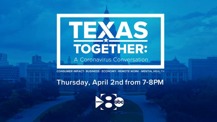 Your questions answered: Experts from across Texas shared advice, insight on COVID-19 crisis