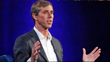 'I'm just born to be in it,' Beto O'Rourke tells Vanity Fair about possible 2020 run